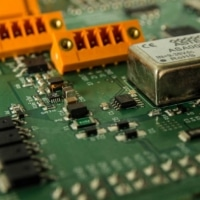 Soluxio electronics PCB - Dedicated smart electronics